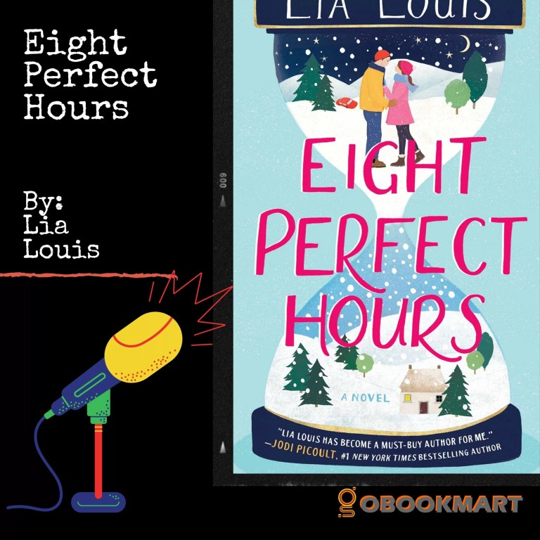 Eight Perfect Hours: By Lia Louis | Book Review Podcast
