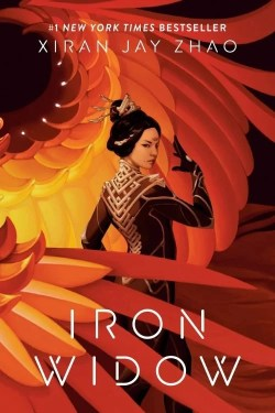 Iron Widow By Xiran Jay Zhao   Creative, Beautiful Story and The Characters are well Constructed