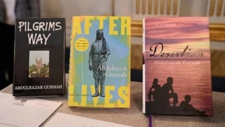 The Nobel Prize For Literature 2021 winner - Abdulrazak Gurnah