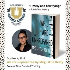 We Are Unprepared is one of the hottest books of Fall #FRC2016