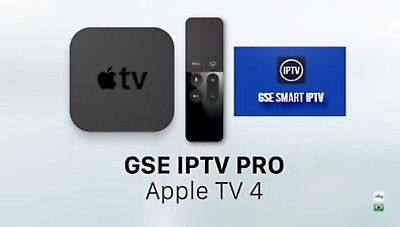 abonnement iptv apple TV