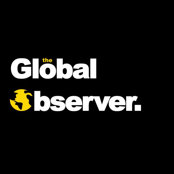 The Global Observer logo.