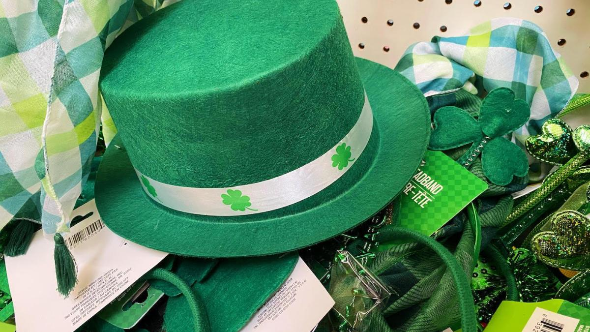 Why Chinese people don't wear green hats on St. Patrick's Day