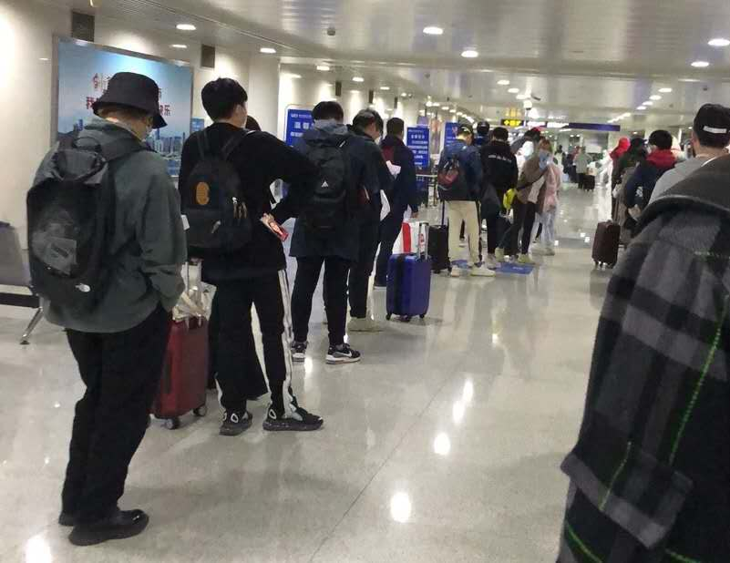 Chinese international students: Struggles to get home in a pandemic