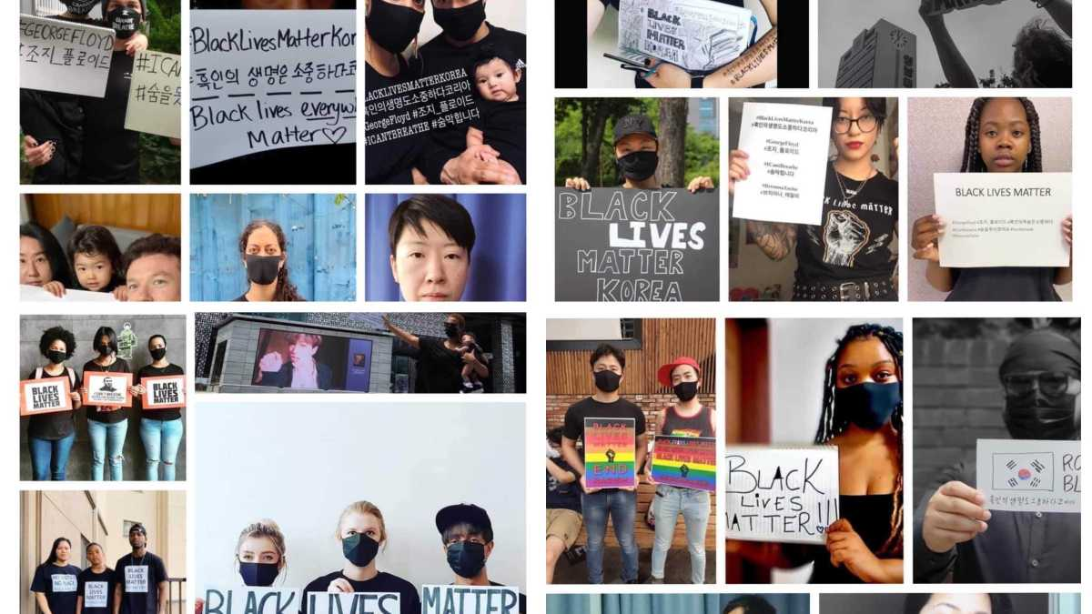 How #BLM shifted conversations in Asia