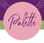 Logo & link to coworking spot Palette