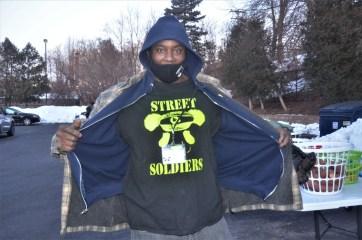 Volunteer of Street Soldiers, Rich Brown