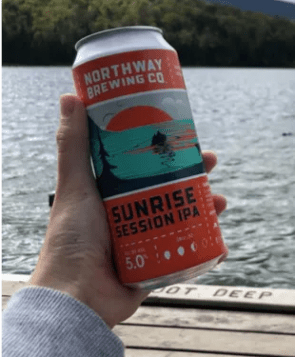 Sunrise Session IPA from Northway Brewing Co