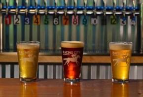 Beer at Racing City Brewery
