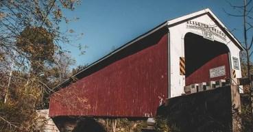 Rexleigh Covered Bridge, South Salem