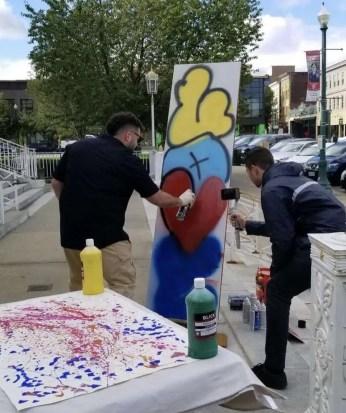 Graffiti in Schenectady