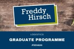 Freddy Hirsch Group Logistics Graduate Programme