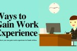 Ways to Gain Work Experience in South Africa