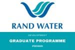 Rand Water Graduate Development Programme