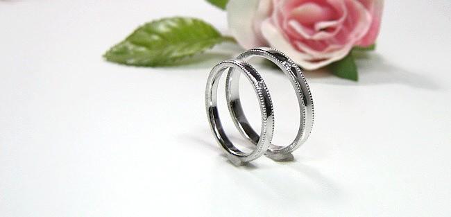 メレダイヤの結婚指輪