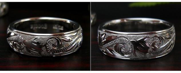 オーダーメイドの結婚指輪・ハワイアンジュエリー