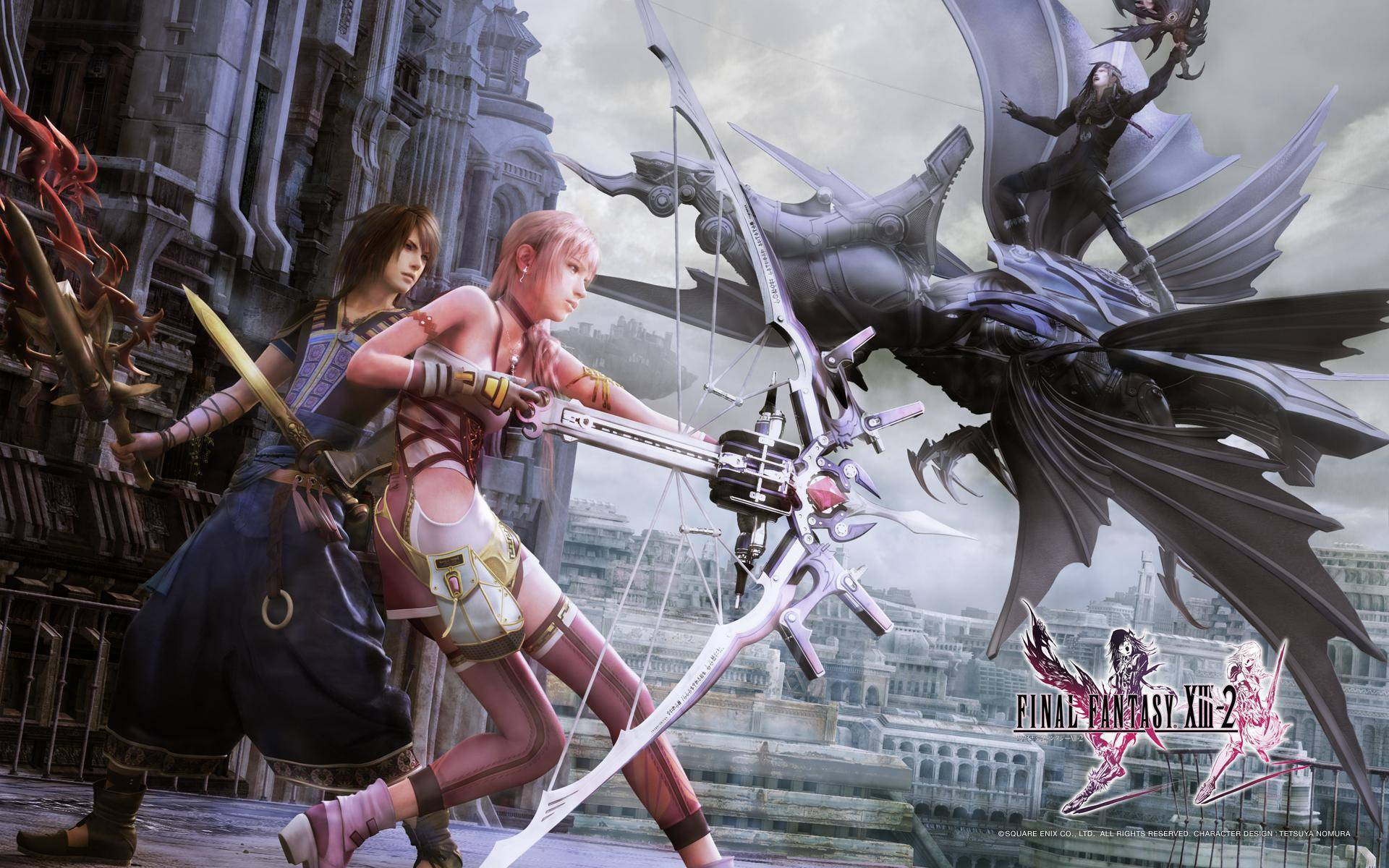 Buy Final Fantasy XIII 2 13 2 Pc Cd Key For Steam