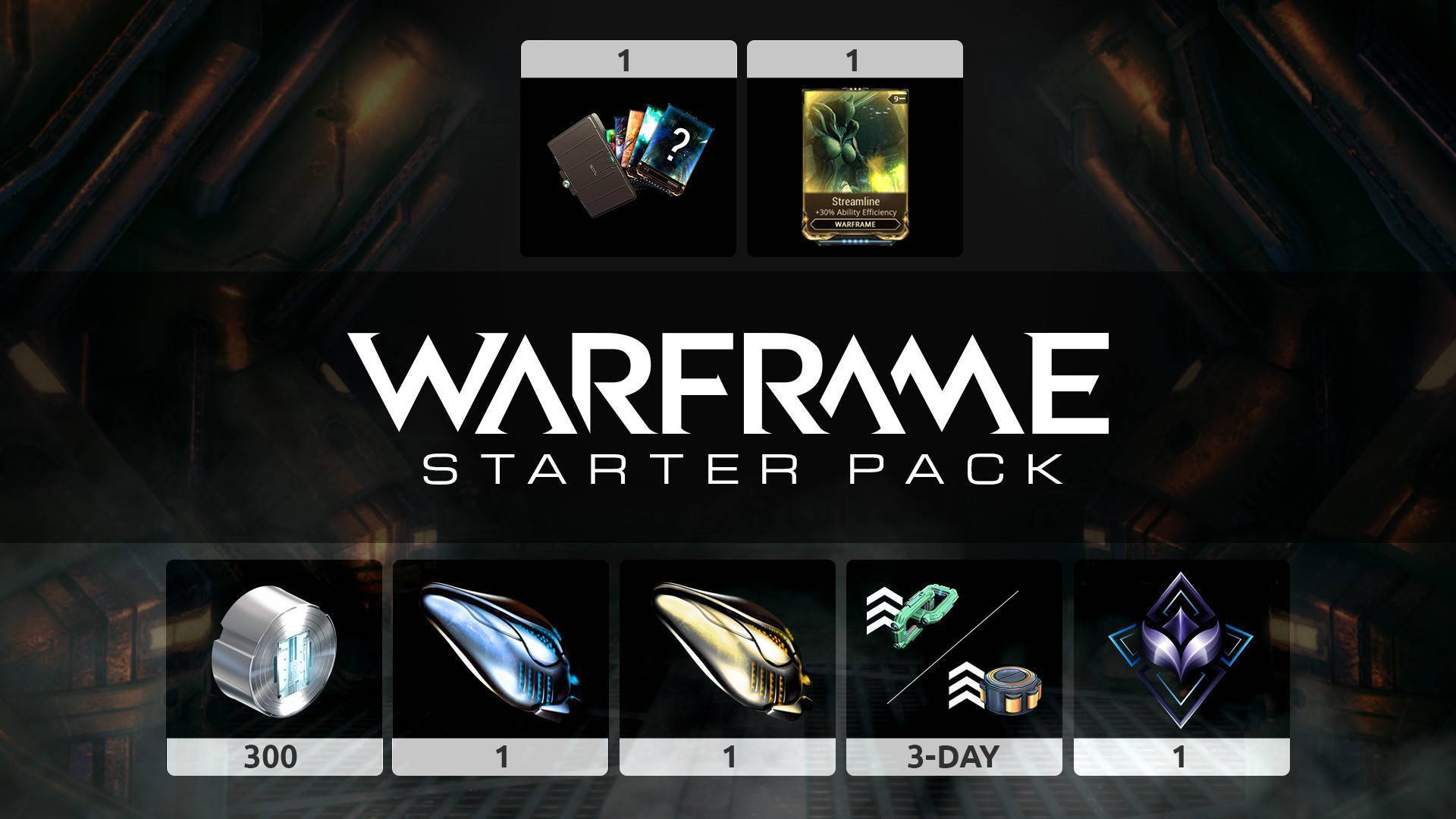 Buy Warframe Starter Pack Xbox One Compare Prices