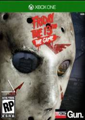 Buy Friday the 13th The Game Xbox One   compare prices