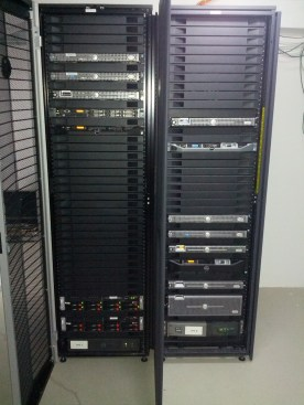 gocept office racks 2013 (front)