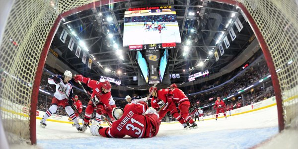 Lake Erie Loss Dents Checkers' Playoff Hopes - Charlotte ...