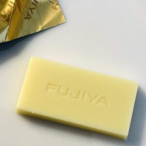 バターチョコにきゅんです。はホワイトチョコ