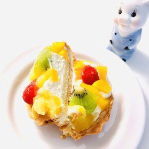 Uchi Café フルーツタルト 4種のフルーツ実食