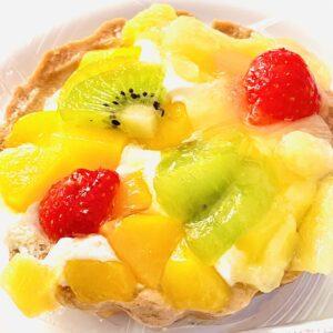 Uchi Café フルーツタルト 4種のフルーツを実食2