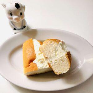 おやつコッペリッチミルク 実食!