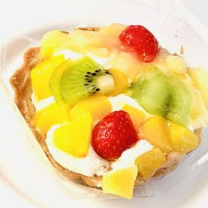 Uchi Café フルーツタルト 4種のフルーツを開封2