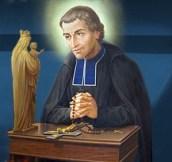 San Luis María Grignon de Monfort