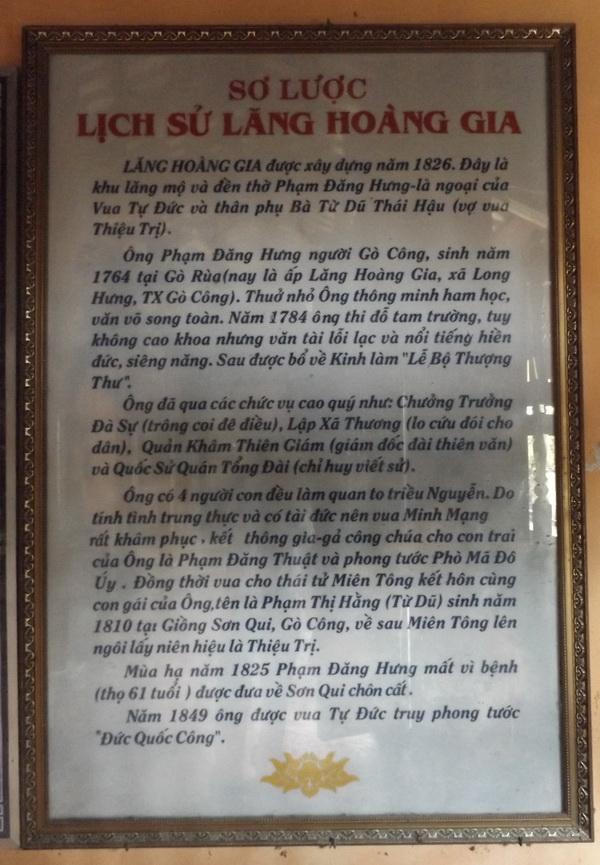 Langhoanggia9 Chuyện nhà họ Phạm