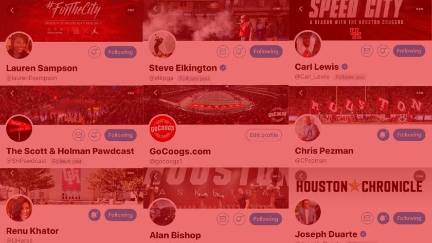 GoCoogs Twitter TwentyTwo