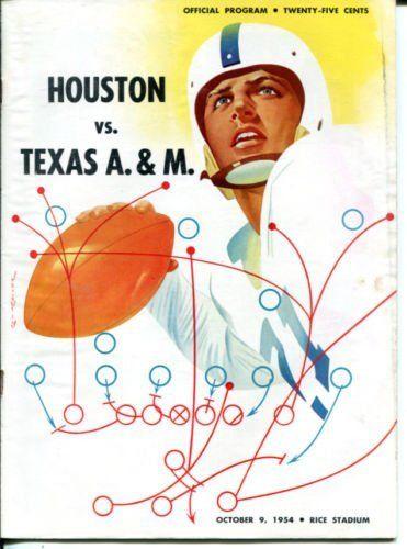 Houston vs A&M program