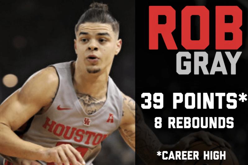 Rob Gray NCAA Tournament