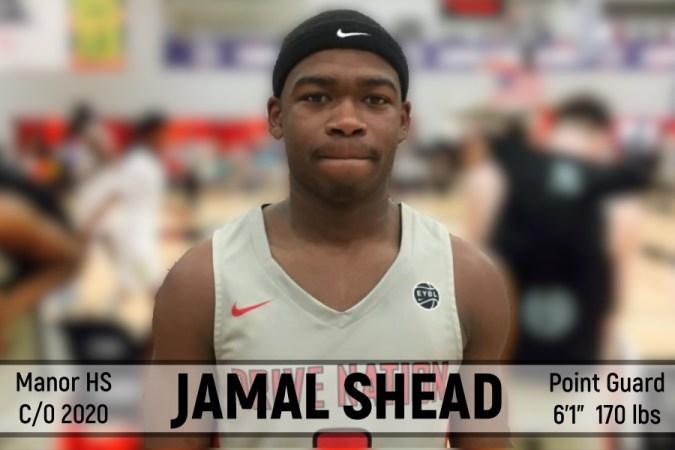 Jamal Shead