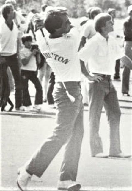 John Slaughter - University of Houston Golf