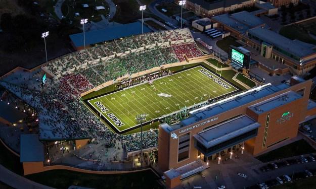 Apogee Stadium vs UH