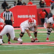 UH offensive line