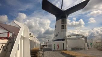 Performance Area - Navigator Deck 11