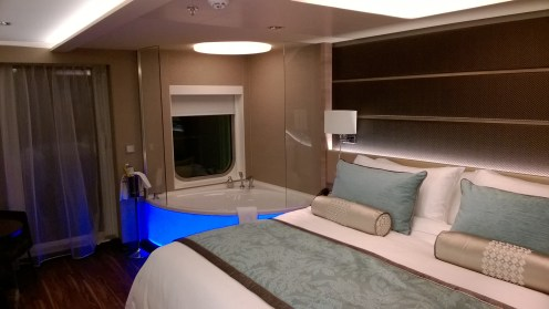 Spa Mini Suite with Balcony