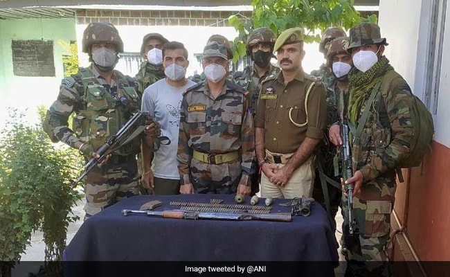 Security Forces Bust Hideout In Jammu And Kashmir; Ammunition RecoveredNo ratings yet.