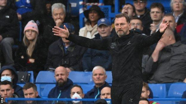 Ralph Hasenhuttl: Southampton manager charged by Football Association