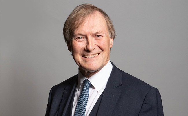 UK MP David Amess, Stabbed To Death In London, Was Lifelong Eurosceptic