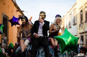 """Mardi Gras """"Parade"""""""