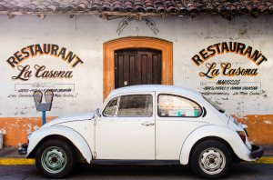 Acapulco, Home of the classic VW Beetle