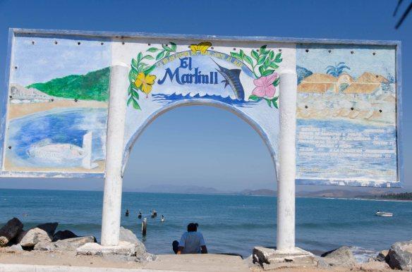 Gateway to the Sea, near Playa Linda