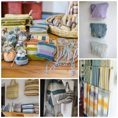 Naturally Dyed Hand Crafted Cloth Goods