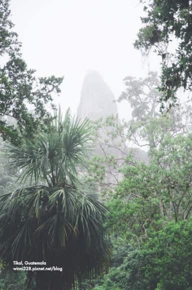 Temple III Hiding in The Mist