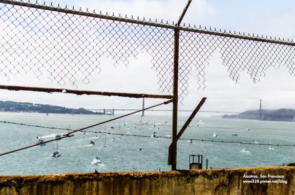 No Escape from Alcatraz